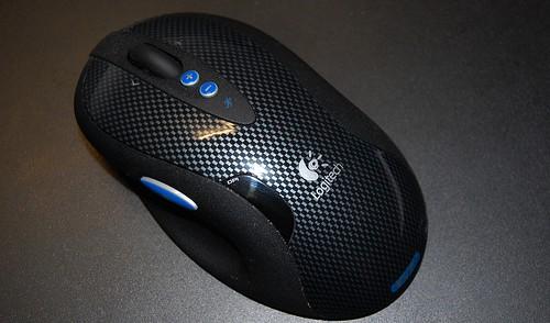 беспроводная геймерская мышка
