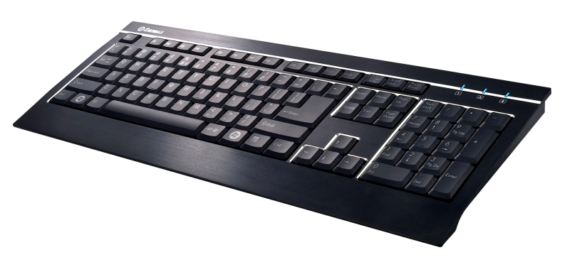 KB007U-B Клавиатура Enermax Aurora Premium