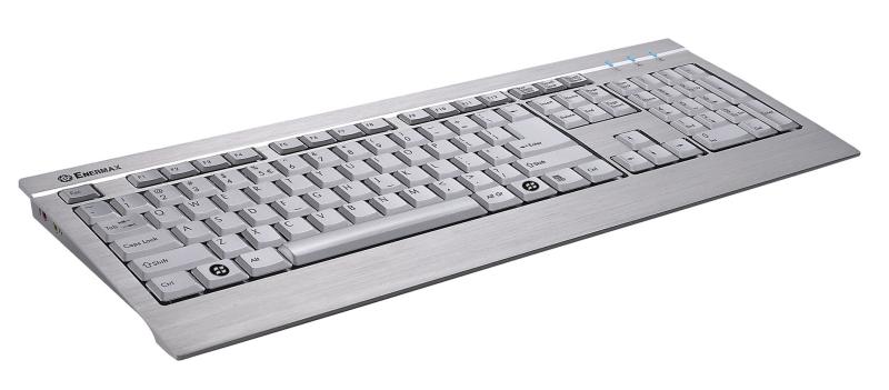 KB007U-S Клавиатура Enermax Aurora Premium