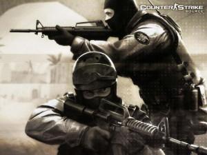 counter strike source e