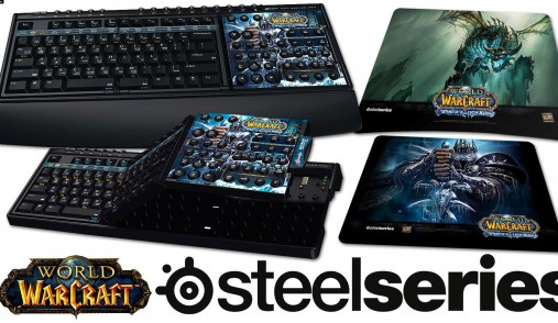 обзор набора World of Warcraft от SteelSeries