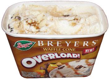 breyers overload