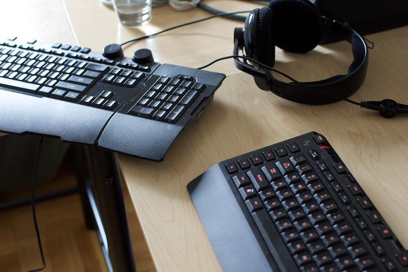 Обзор игровой клавиатуры