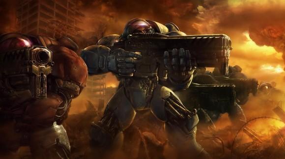 Юниты в StarCraft 2 - Терраны