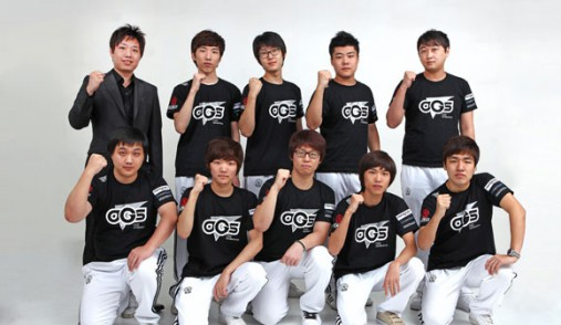 Old Generations Starcrafters - лучшая корейская SC2 команда