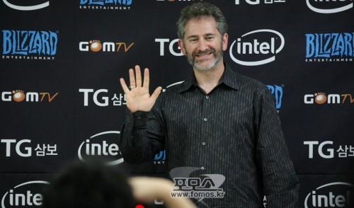 Майк Морхэйм, исполнительный директор Blizzard