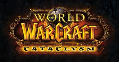 wow cataclysm logo