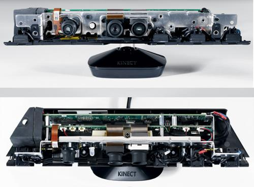Kinect устройство ввода информации