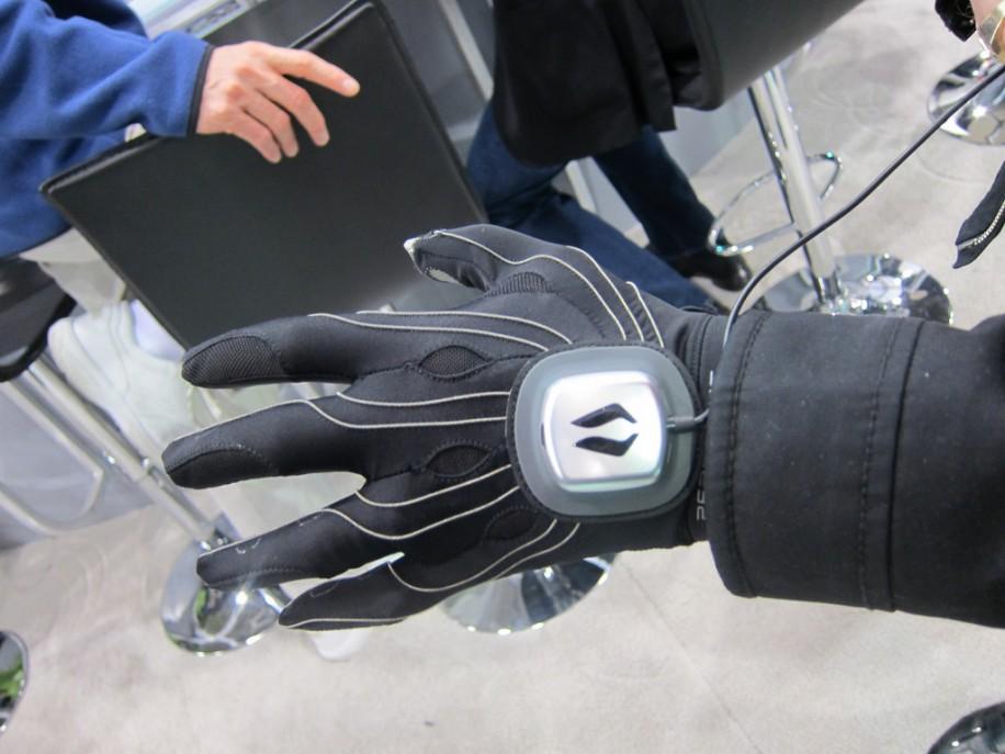 обзор перчатки для геймеров