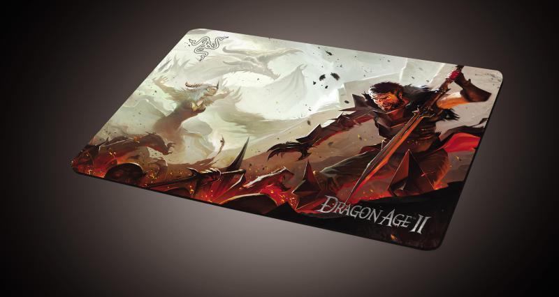 коврик для фанатов Dragon Age