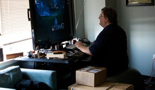 Гейб Ньювел из Valve