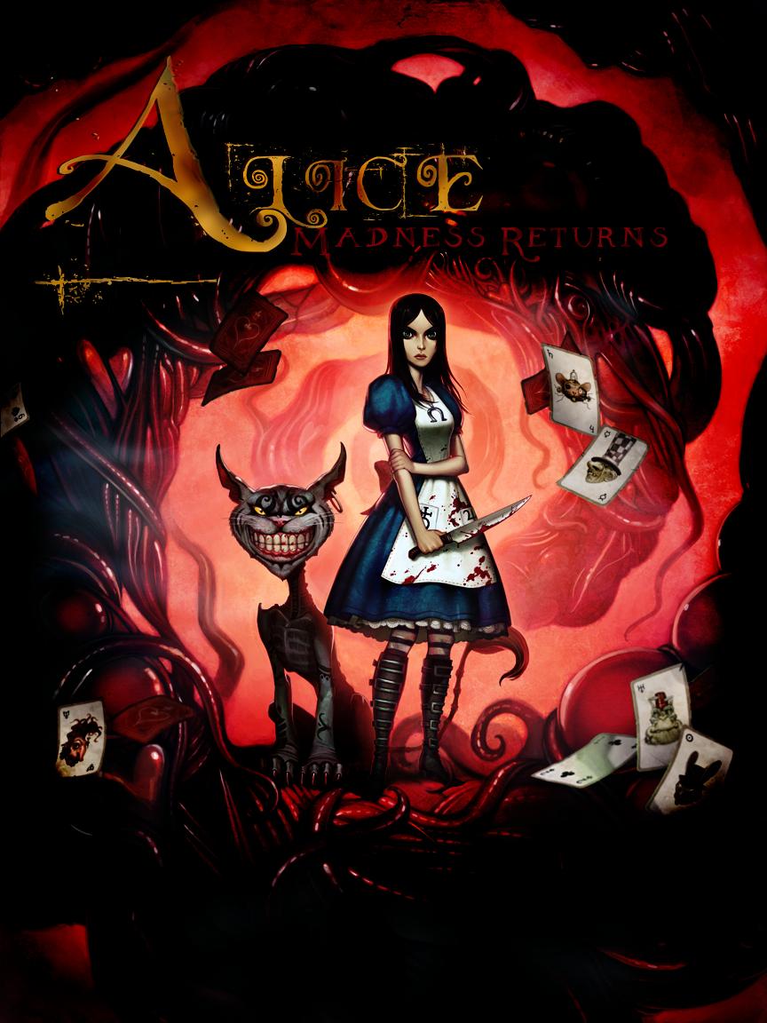 Alice: Madness Returns art by gbetch.deviantart.com