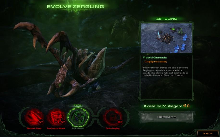 heart of the swarm screenshot 4