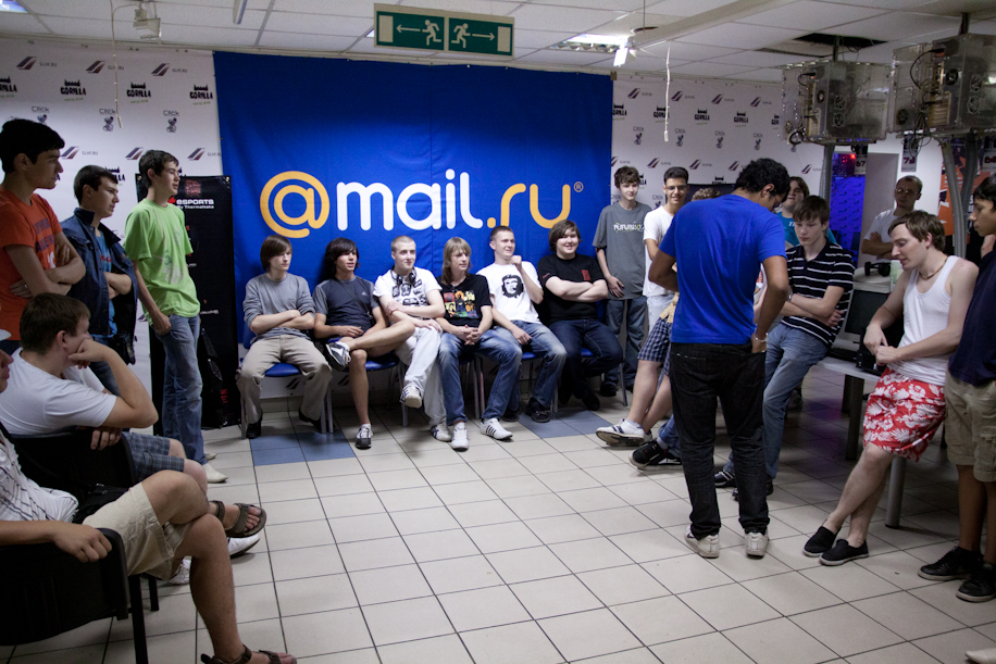 Турнир двух городов от Mail.Ru Group и Thermaltake