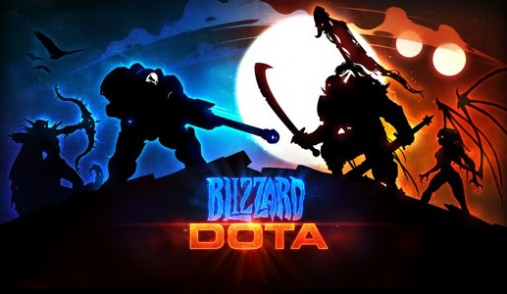 Арт Blizzard Dota