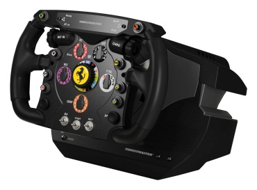 Новая гоночная система от Thrustmaster