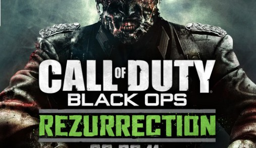 CoD Black Ops Rezurrection DLC