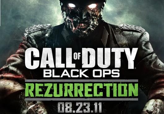 CoD Black Ops Rezurrection DLC