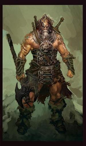 Варвар, он же Barbarian