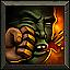 Навык Bash Варвара из Diablo 3