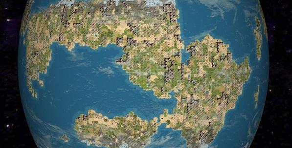 карта из civilization