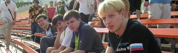 Virtus.pro на ESWC 2004