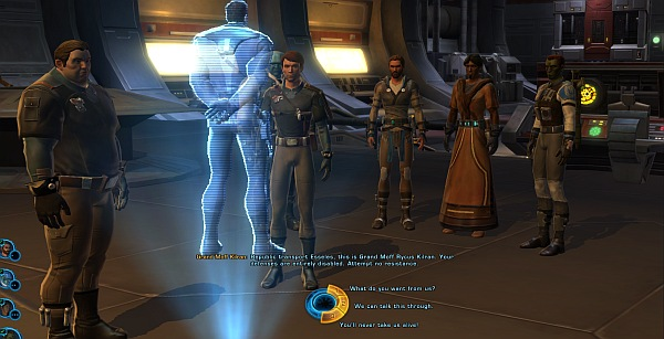 Star Wars: The Old Republic - 3