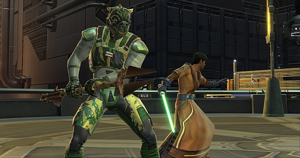 Star Wars: The Old Republic - 4