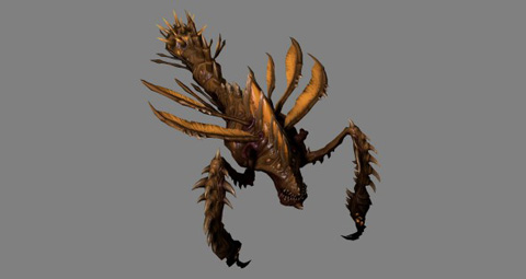 Starcraft 2: heart of the Swarm - Viper