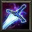 Навык Spectral Blade Волшебника из Diablo 3