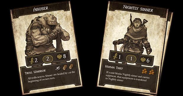 Хотя все еще может поменяться в финальной версии игры, карты Scrolls выглядят очень интересно уже сейчас.