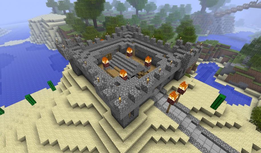 Схемы строений в minecraft - Сервера майнкрафт 1.5 0.