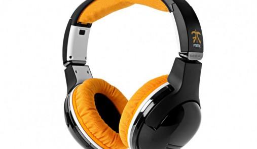 steelseries hv headset fnatic