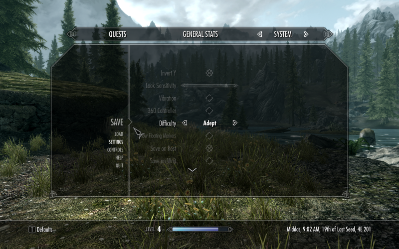 Skyrim оптимизация памяти - фото 4
