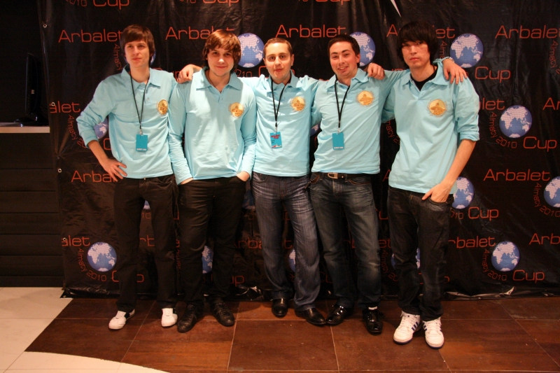 AdreN и его команда