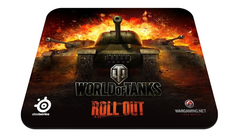 SteelSeries QcK World of Tanks