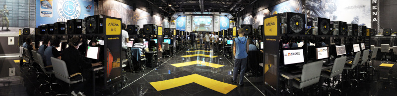 Финальный турнир Asus Open 2012