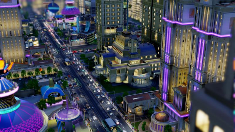 город казино в новом simcity
