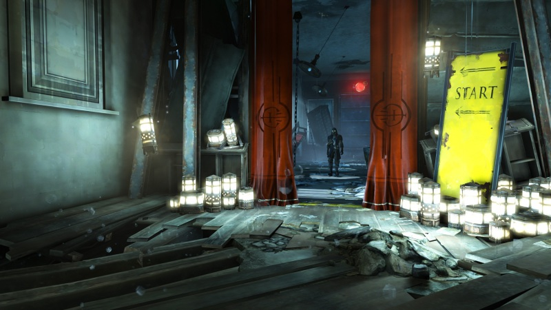 Обзор аддонов Dishonored: Dunwall City Trials