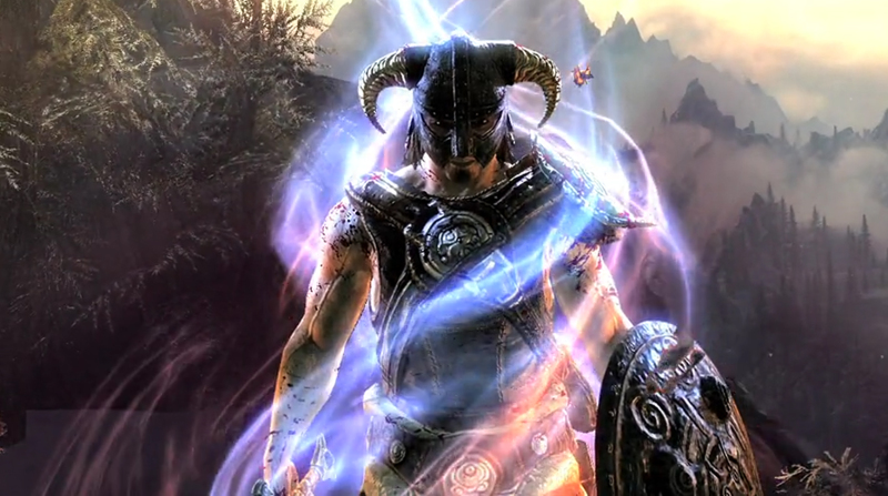 Обзор The Elder Scrolls 5 Skyrim – Dragonborn