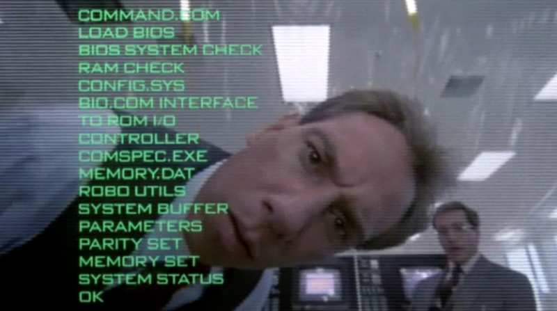 robocop interface
