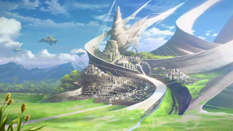новый мир ALfheim Online