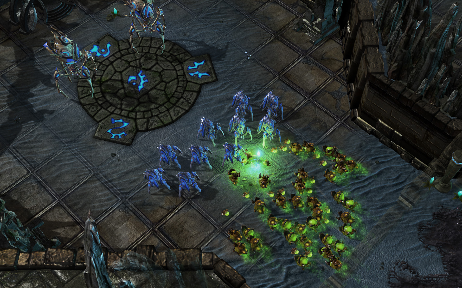 Starcraft 2 Heart Of The Swarm Map Hack
