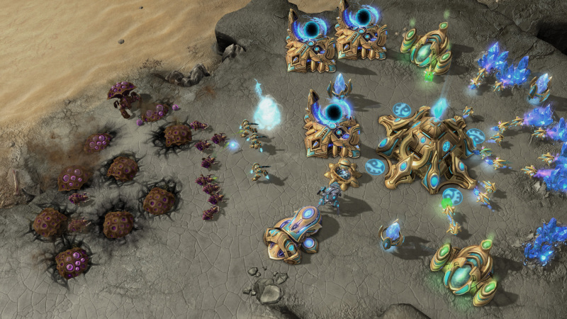 HOTS: Swarms Hosts
