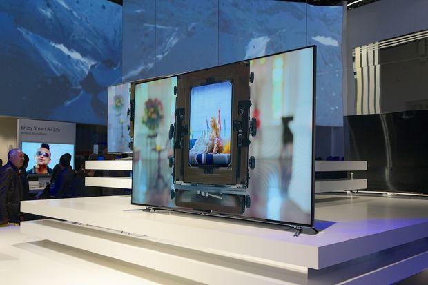 большие и четкие ТВ