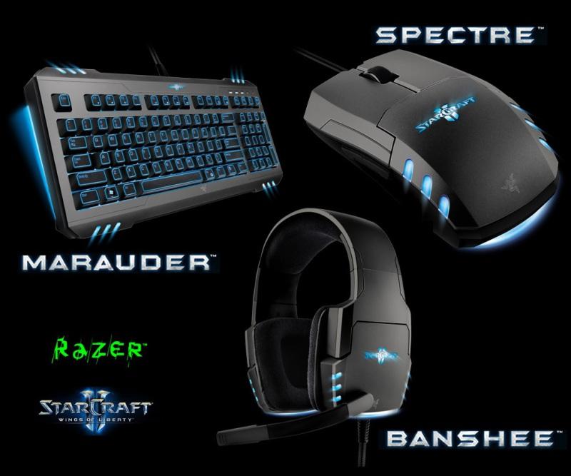 razer starcraft ii отзыв