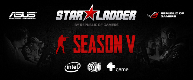 Пятый сезон StarLadder.tv CG:GO Series