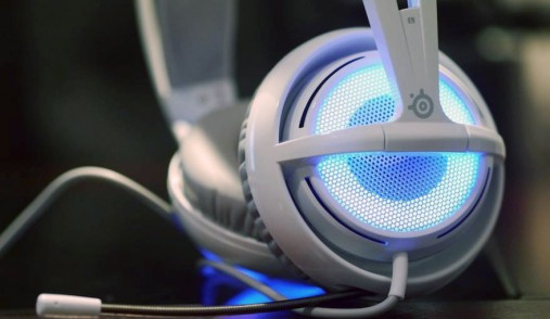 SteelSeries Siberia V Frost Blue