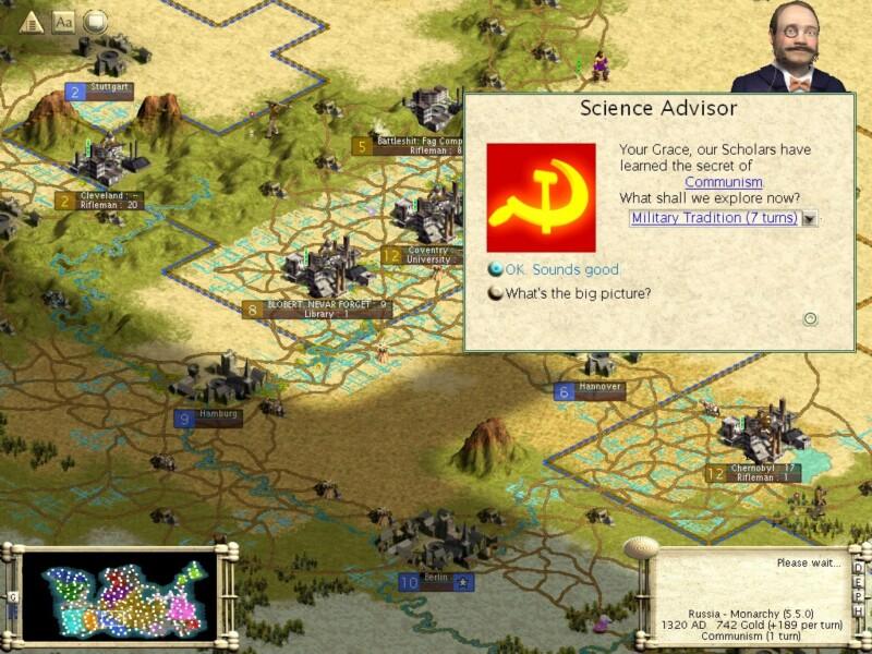 выбираем коммунизм