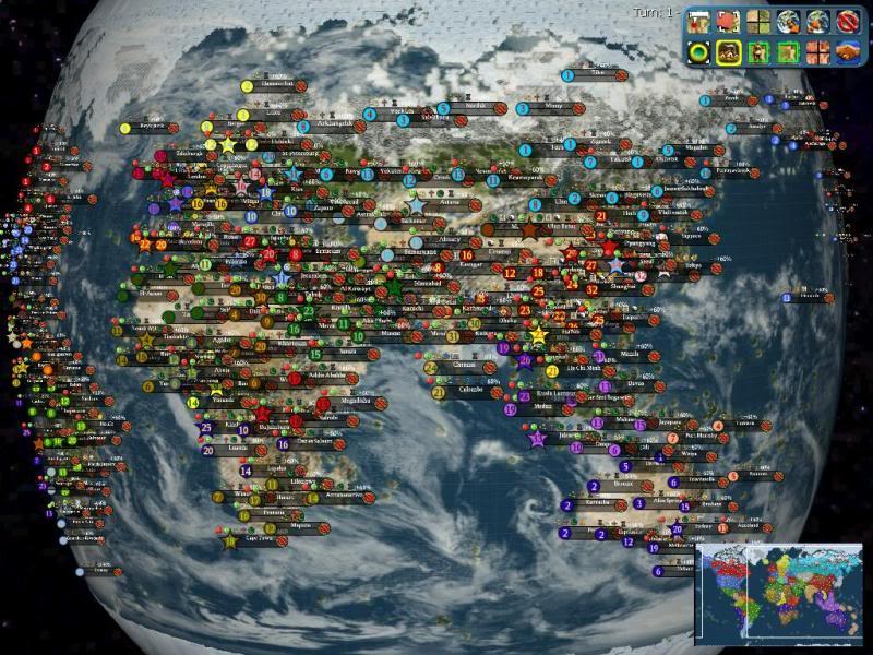 сколько городов